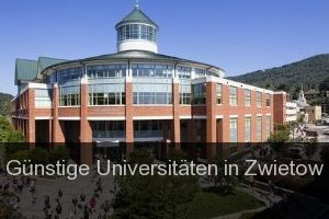Günstige Universitäten in Zwietow