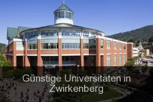 Günstige Universitäten in Zwirkenberg