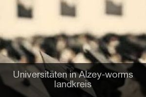 Universitäten in Alzey-worms landkreis