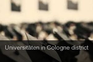 Universitäten in Cologne district