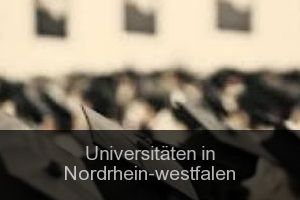 Universitäten in Nordrhein-westfalen